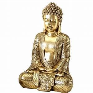 Buddha Figur 150 Cm : buddha deko figur gold kunstharz h he 39 cm etc shop ~ A.2002-acura-tl-radio.info Haus und Dekorationen