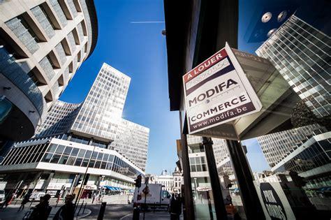 immobilier bureaux le marché immobilier des bureaux reste stable à bruxelles