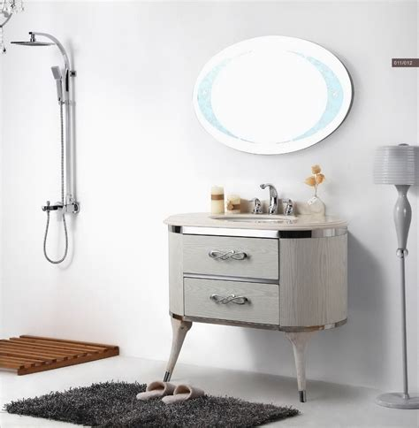 oval bath mirror attractive bathroom vanity bases catchy and useful