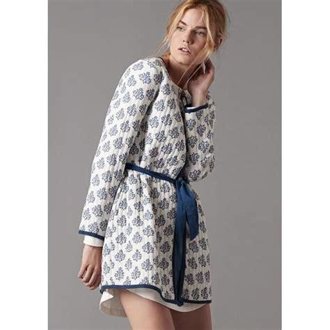 robe de chambre kimono robe de chambre légere courte eté coton femme blanche