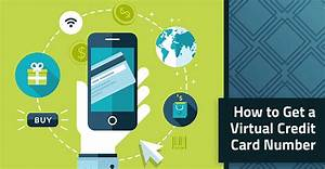 How To Get A Virtual Credit Card Number  2020