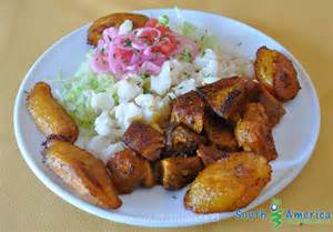 South American Main Dishes