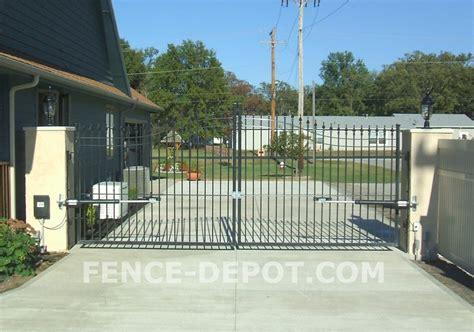 gallery  aluminum fence driveway gates vinyl