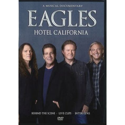 Eagles  Hotel California A Musical Documentary (music Dvd)  Walmart Canada