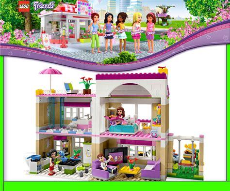 Lego Friends 3315 Olivia`s Traumhaus Dream House Olivias