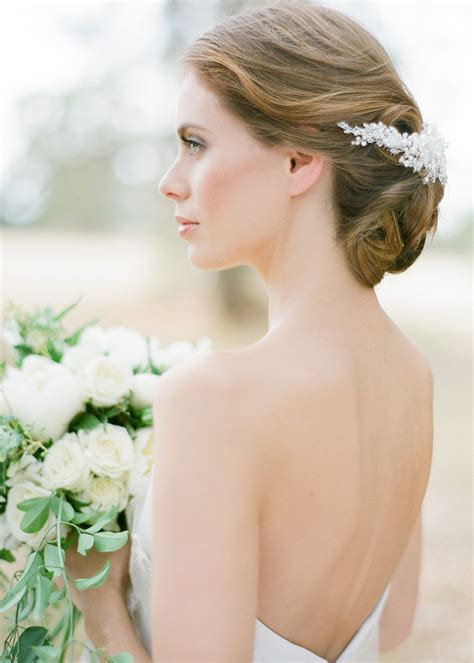 Everly Beaded Bridal Headpiece Tania Maras Bespoke