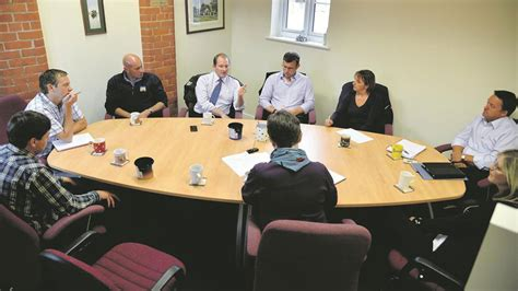 The Business Of Farming Round Table Discussion