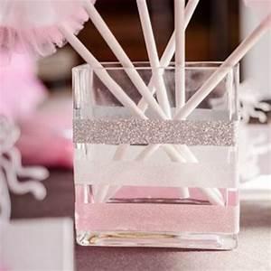 Décoration Table Bapteme Fille : deco bapteme fille chic ~ Farleysfitness.com Idées de Décoration