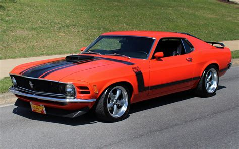 1970 Ford Mustang Boss 302 R For Sale #86222
