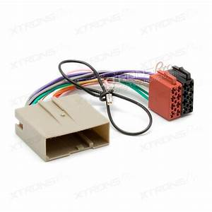 Iso Radio Harness Cable For Ford Fusion 2002