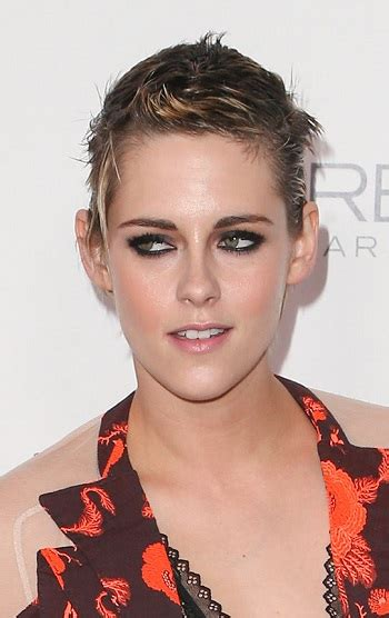 hairstyles kristen stewart super short spiky hairstyle