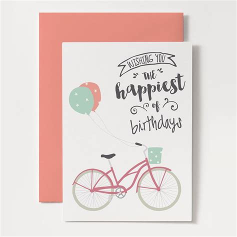 easy birthday card template the 25 best printable birthday cards ideas on