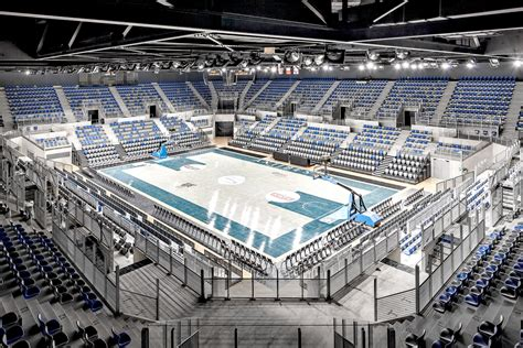 Azur Arena In Antibes by Projets 187 Azur Arena Antibes
