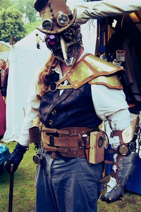 scarecrow scary steampunk outfits zombie secrets castlefest vikisecrets
