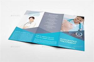 medical care tri fold brochure template by owpictures With medical tri fold brochure templates for free