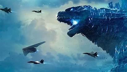 4k Godzilla King Monsters Ultra Wallpapers 2160