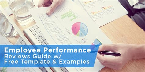 employee performance reviews guide   template