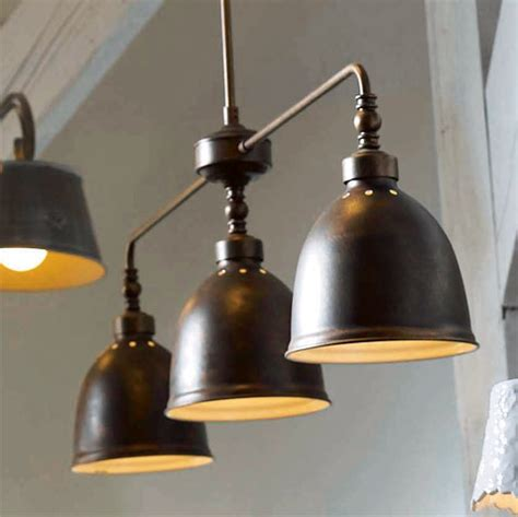 cuisine tridome luminaire suspension style industriel