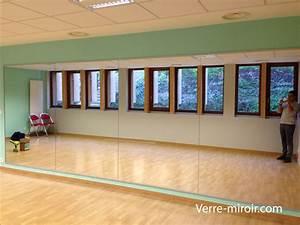 Miroir pour salle de danse