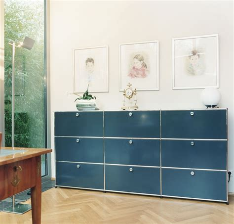 Usm Sideboard by La Chair Usm Haller Konfigurationsbeispiel Sideboard