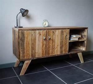 fabriquer des meubles en palettes la methode et les plans With fabriquer des meubles en palettes