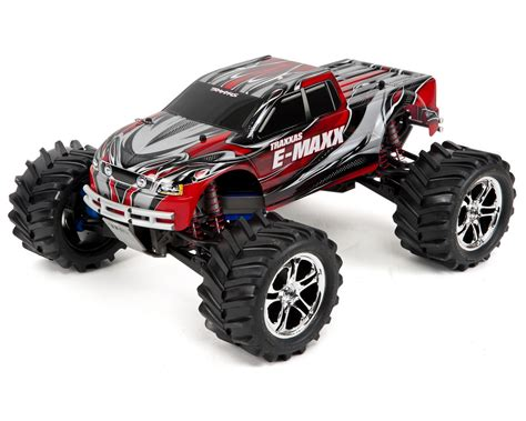 Traxxas E-maxx Rtr 4wd Monster Truck [tra39036-1]