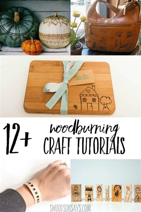 craft wood burner projects    hobby wood