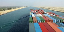 Collision chaos in the Suez Canal   TradeWinds