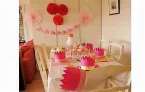 Deco Anniversaire 10 Ans : decoration anniversaire princesse youtube ~ Melissatoandfro.com Idées de Décoration