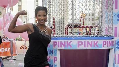 Tamron Today Hall Breast Dunked Cancer Research