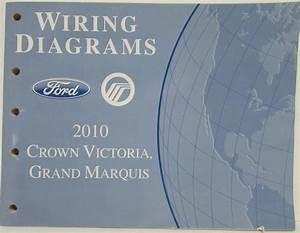 2010 Ford Crown Victoria  U0026 Mercury Grand Marquis