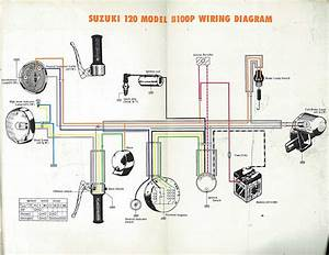 B100p Wiring Diagram