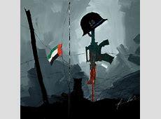 Dubaibased painter honours UAE martyrs Khaleej Times