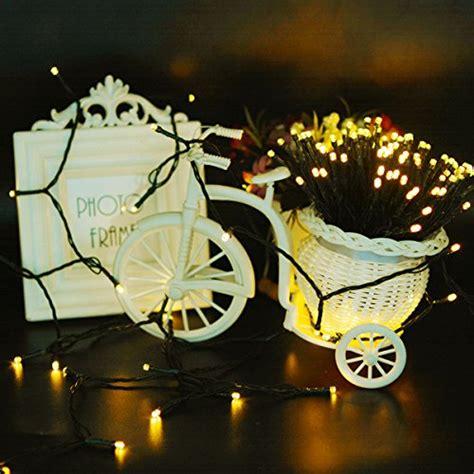 vmanoo battery operated outdoor string vmanoo battery operated 200 led string lights fairy
