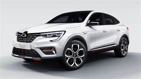 Renault Captur Coupe 2020 Motor Ausstattung by 2019 Xm3 Inspire Concept Is An Suv From Samsung