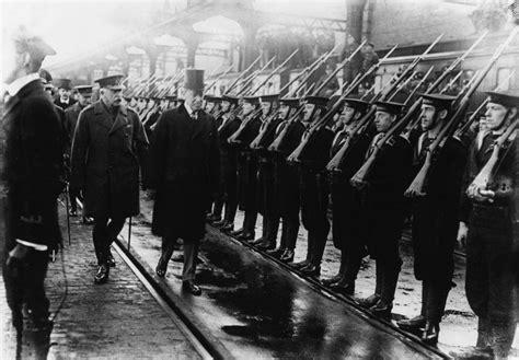 Bilderstrecke zu: Amerikas Kriegseintritt 1917: Schluss ...