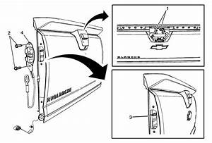 Repair Instructions - Endgate Latch Replacement