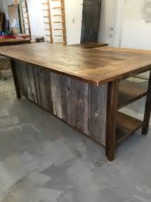 reclaimed wood kitchen island kitchen island rustic woodreclaimed wood shelvesbarn siding
