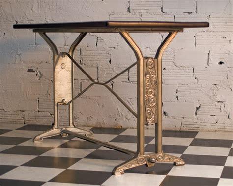 meuble cuisine bistrot table déco vintage rétro ancienne bistrot salle