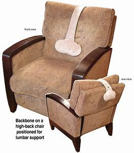 adjustable support pillow for any recliner chair or seat With body prop pillow
