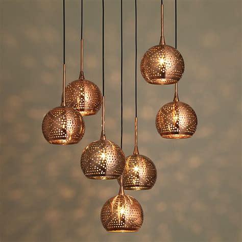 john lewis simba dangles cluster ceiling light  light