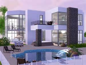Harmonious Modern Sims Houses by 50 Best Images About Sims 4 Houses On House