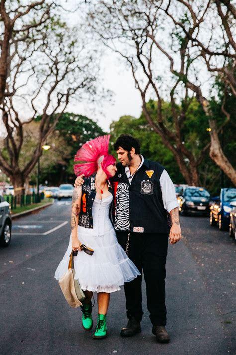 The Punk Wedding To End All Punk Weddings · Rock N Roll Bride. Bezel Set Pendant. Five Diamond Engagement Rings. Clear Quartz Necklace. Tiny Pendant. Bow Tie Chains. Enamel Bangle Bracelets. Cable Bangles. Thin Gold Bracelet