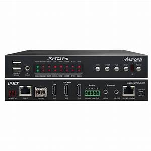 Aurora Ipx-tc3-cf-pro - Ip Video Distribution
