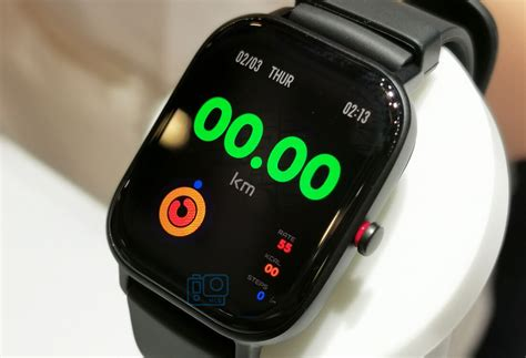 amazfit gts smartwatch review  opinion en