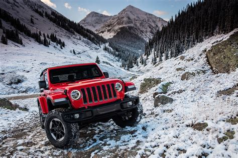 2018 Jeep Wrangler First Look Review