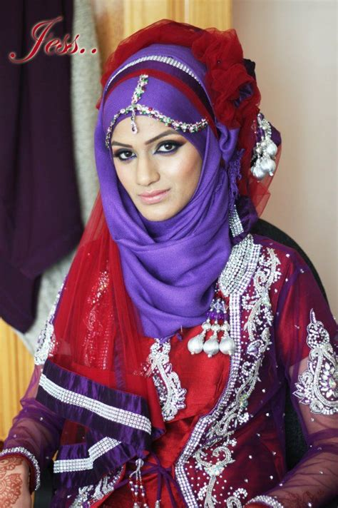 New Islamic Wedding Hijab Style - HijabiWorld