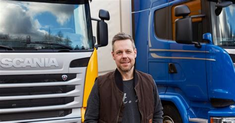 Driver Services by Driver Services Scania Great Britain