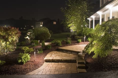 landscape lighting new england silica inc