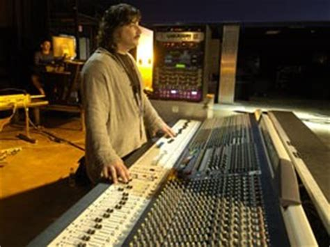 front  house foh engineer   media